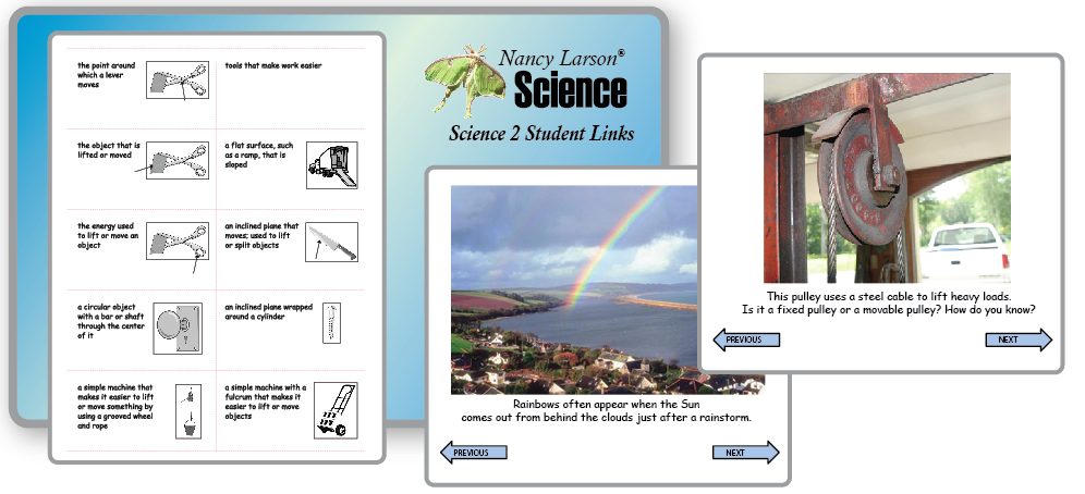 Science 2 Student Links