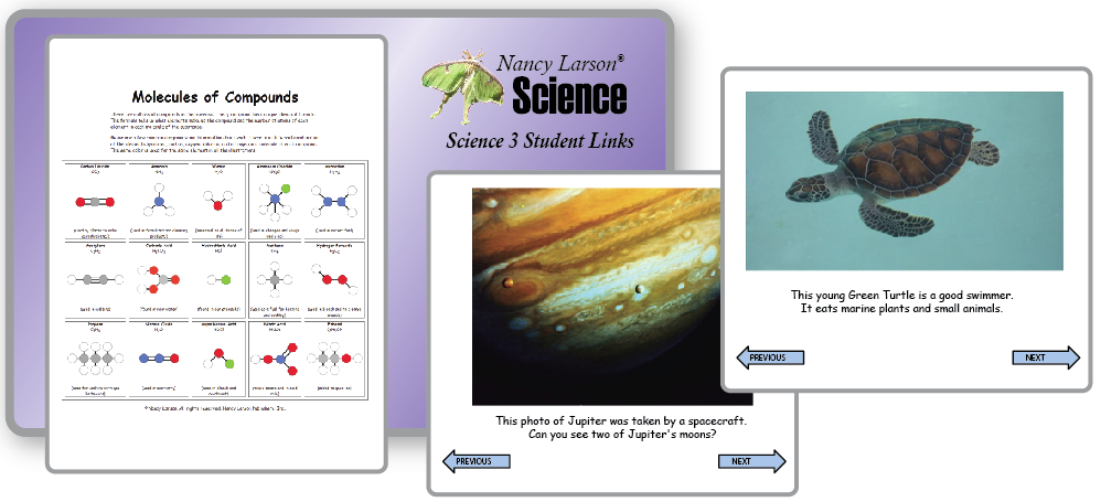 Science 3 Student Links