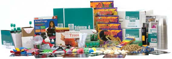 Nancy Larson® Science Continues To Grow With <em>Science 4</em>