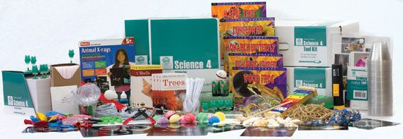 Science 4 Toolkit