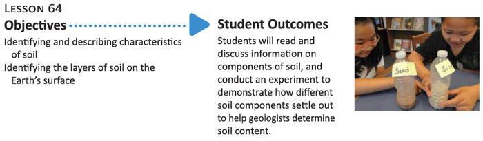 Sample Science 3 Student Outcomes