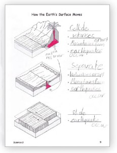 Science 3 Booklet Sample