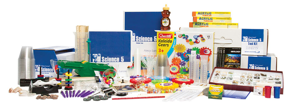 Science 5 Complete Kit