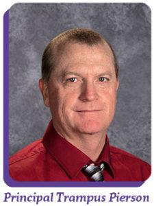 Principal Trampus Pierson